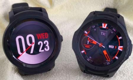 Mobvoi Ticwatch S2 E2