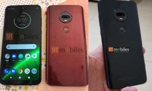 Motorola Moto G7 Plus Live