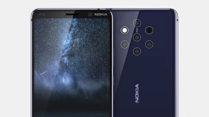Nokia 9 Pureview Render Header