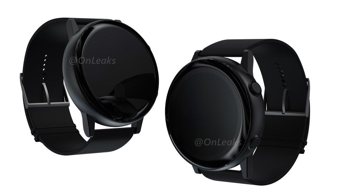 samsung galaxy watch active k nnte die neue smartwatch sein. Black Bedroom Furniture Sets. Home Design Ideas