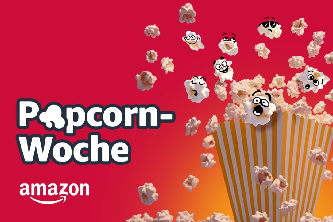 Amazon Popcornwoche