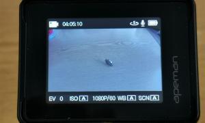 Apeman Kamera Sucher