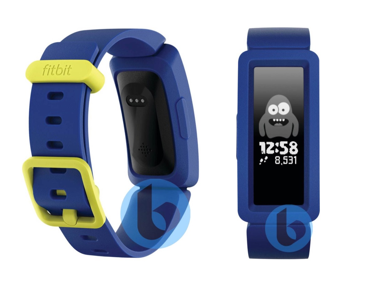 Fitbit Fitness Tracker 2019 Kinder1