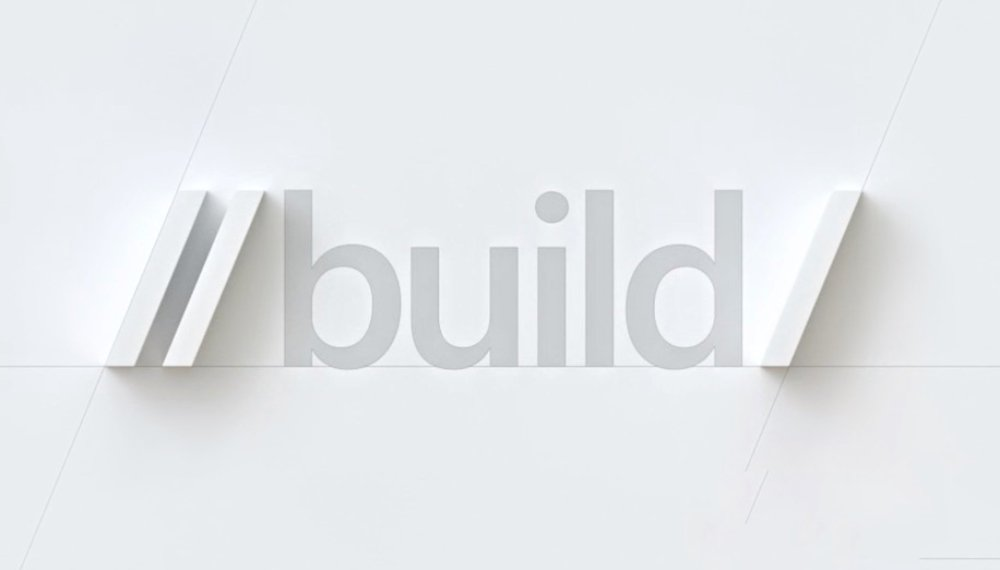 Microsoft Build 2019 Logo Header