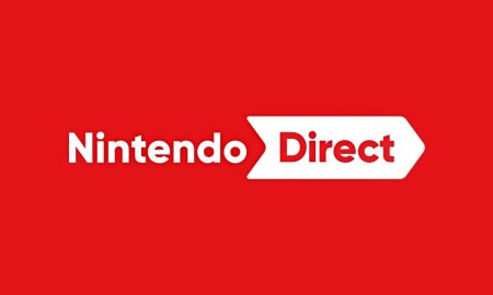 Nintendo Direct Header