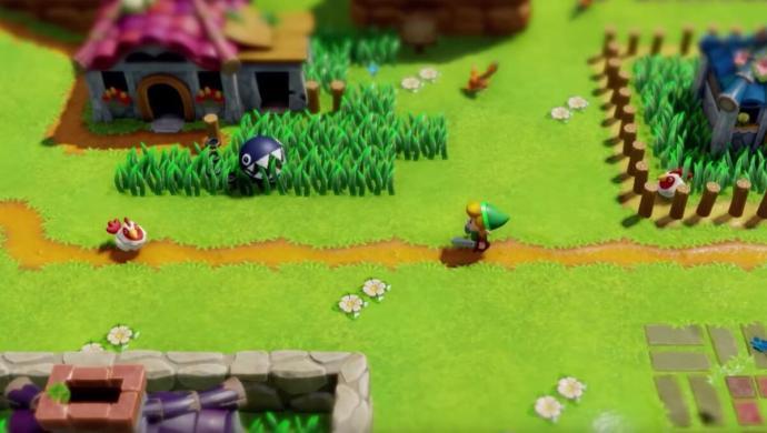 Nintendo Switch Zelda Link Awakening
