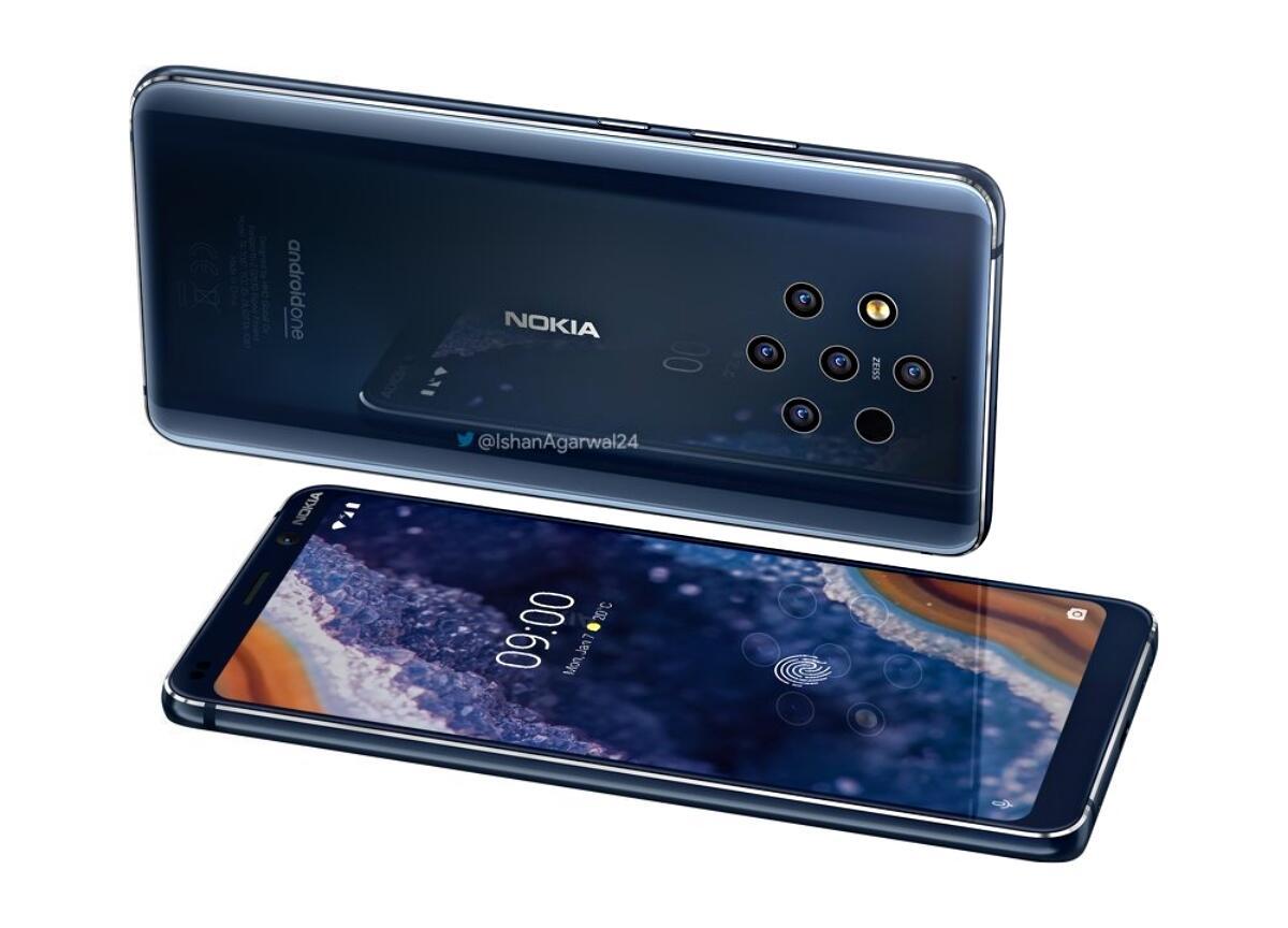Nokia 9 Pureview Presse
