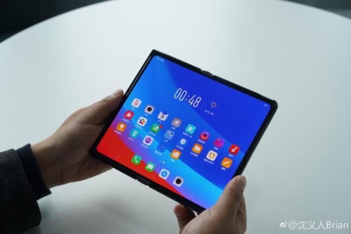Oppo Smartphone Faltbar2