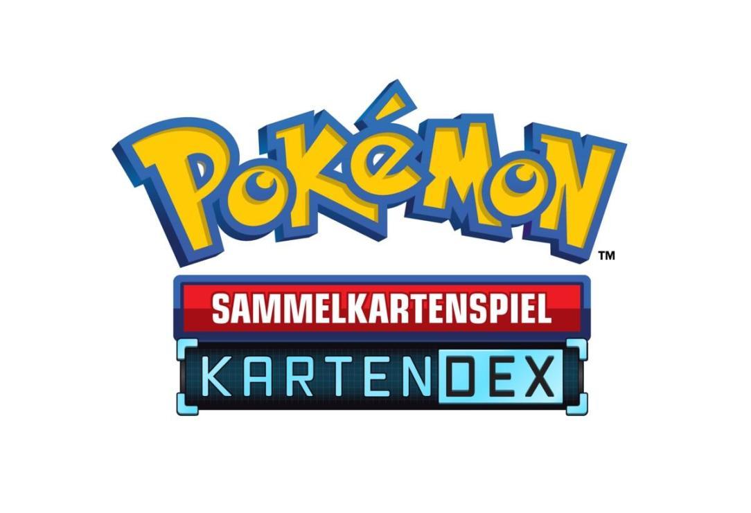 Pokemon Kartendex Header