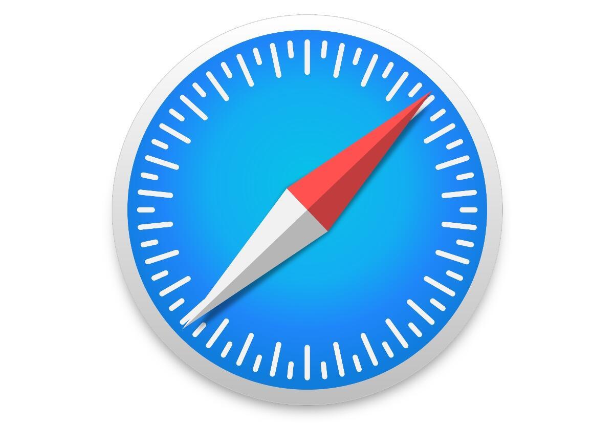 Safari Logo Header