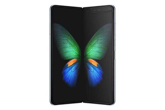 Samsung Galaxy Fold Header