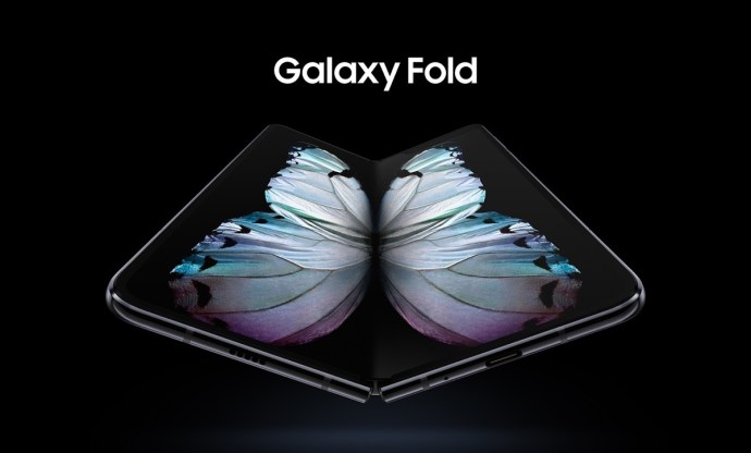 Samsung Galaxy Fold Key Header