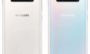 Samsung Galaxy S10 Kermaik Weiss