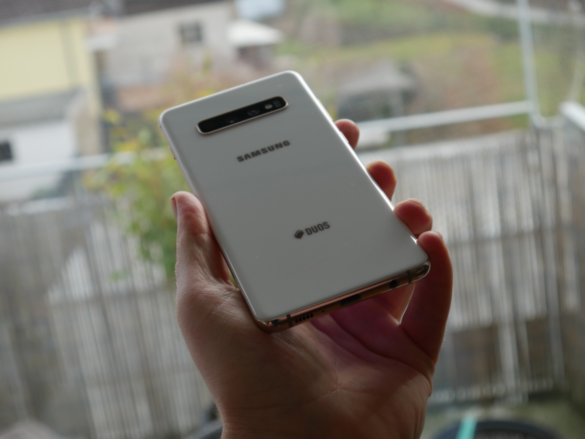 Samsung Galaxy S10 Plus Unboxing4