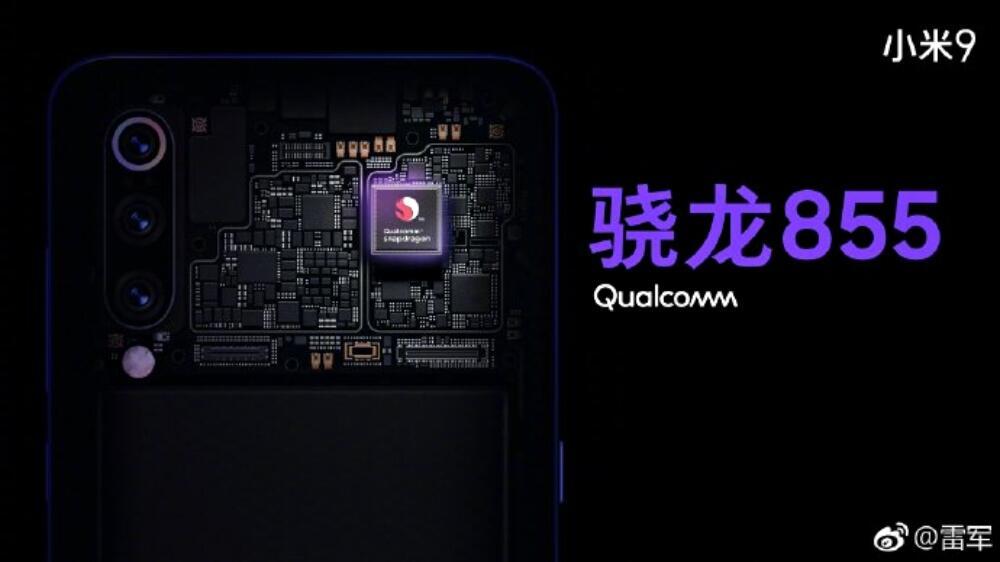 Xiaomi Mi 9 Snapdragon 855