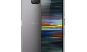 Xperia 10 Plus Group Silver