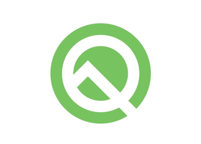 Android 10 Q Beta Logo Header