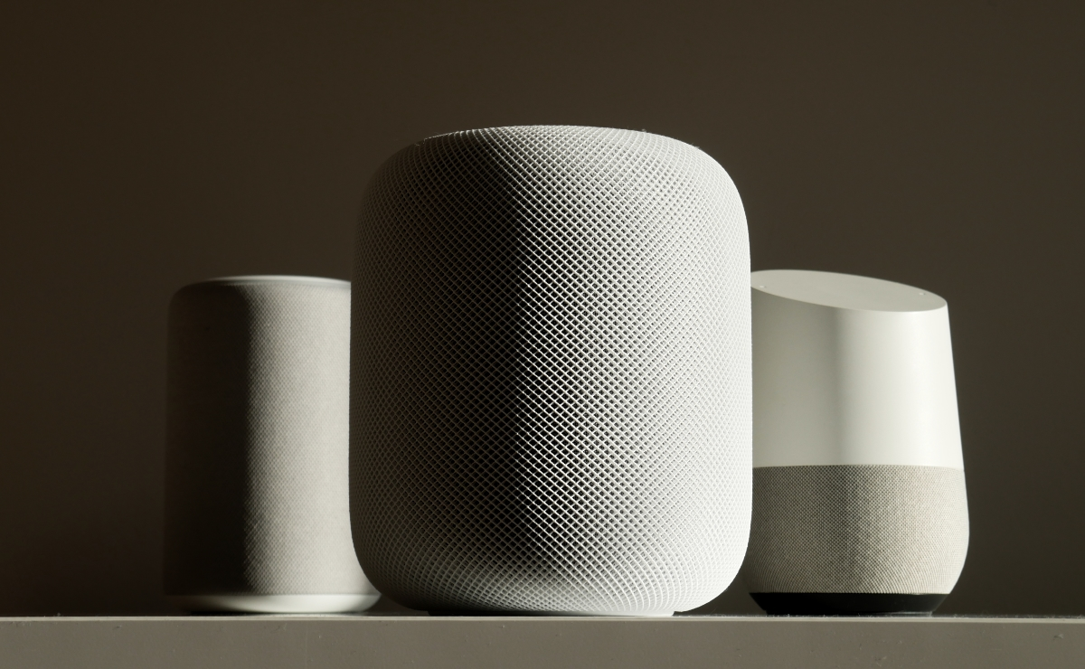 Apple Homepod Amazon Echo Google Home Speaker Header