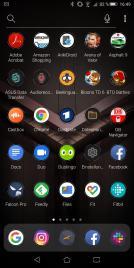 Asus Rog Phone Appdrawer