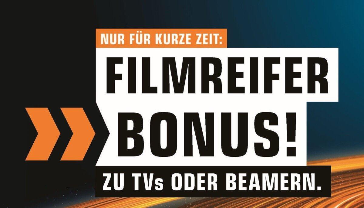 Bis Zu 300 Euro Filmreifer Bonus Jetzt Bei Saturn