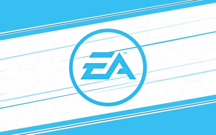 Ea Electronic Arts Logo Header