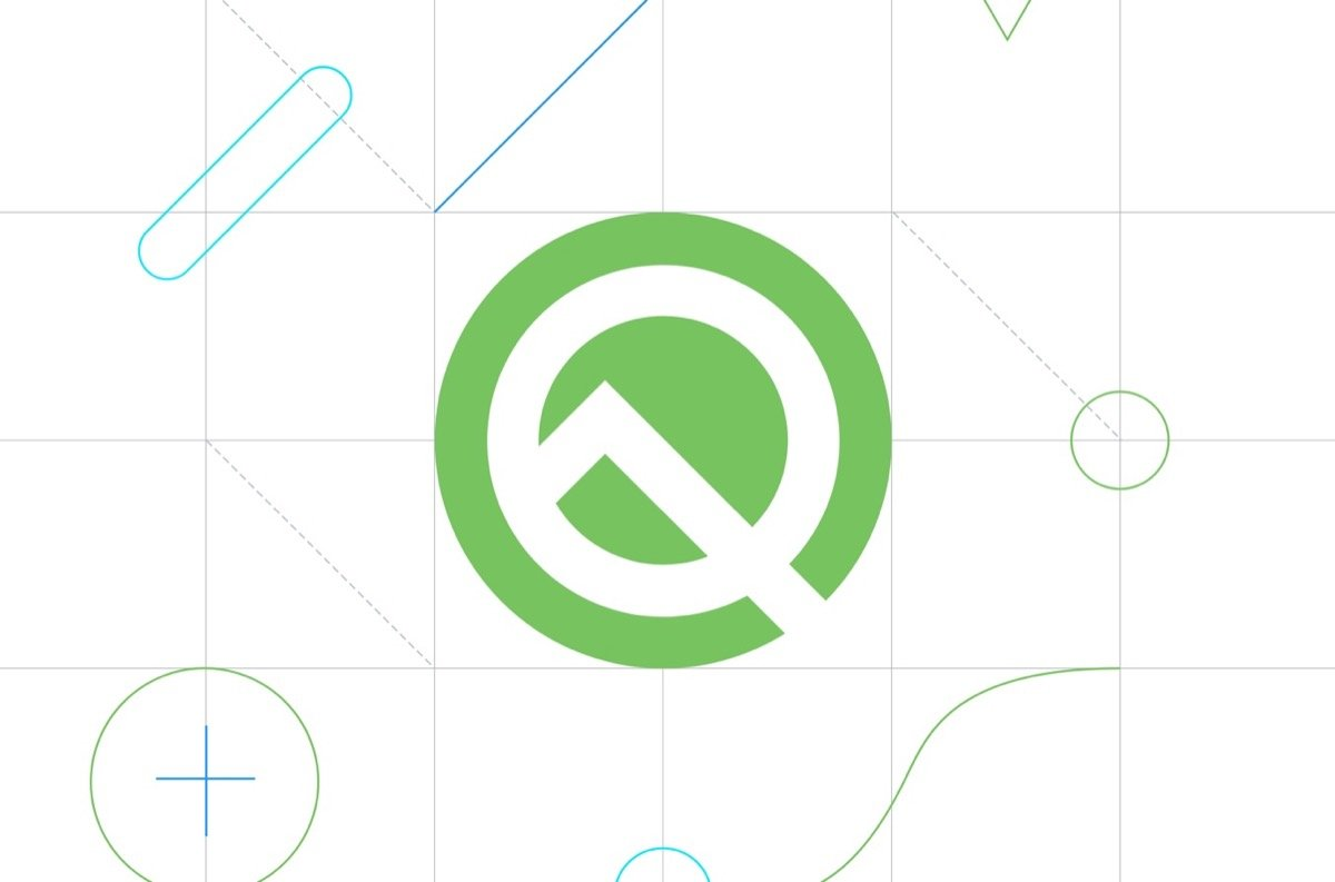 Google Android Q Header