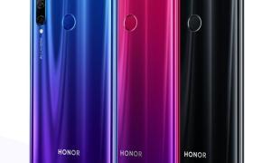 Honor 10i Farben