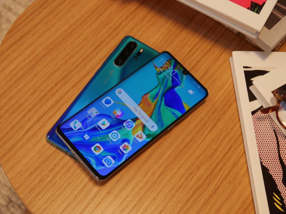 Huawei P30 Pro Eindruck2