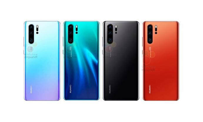 Huawei P30 Pro Farben Leak