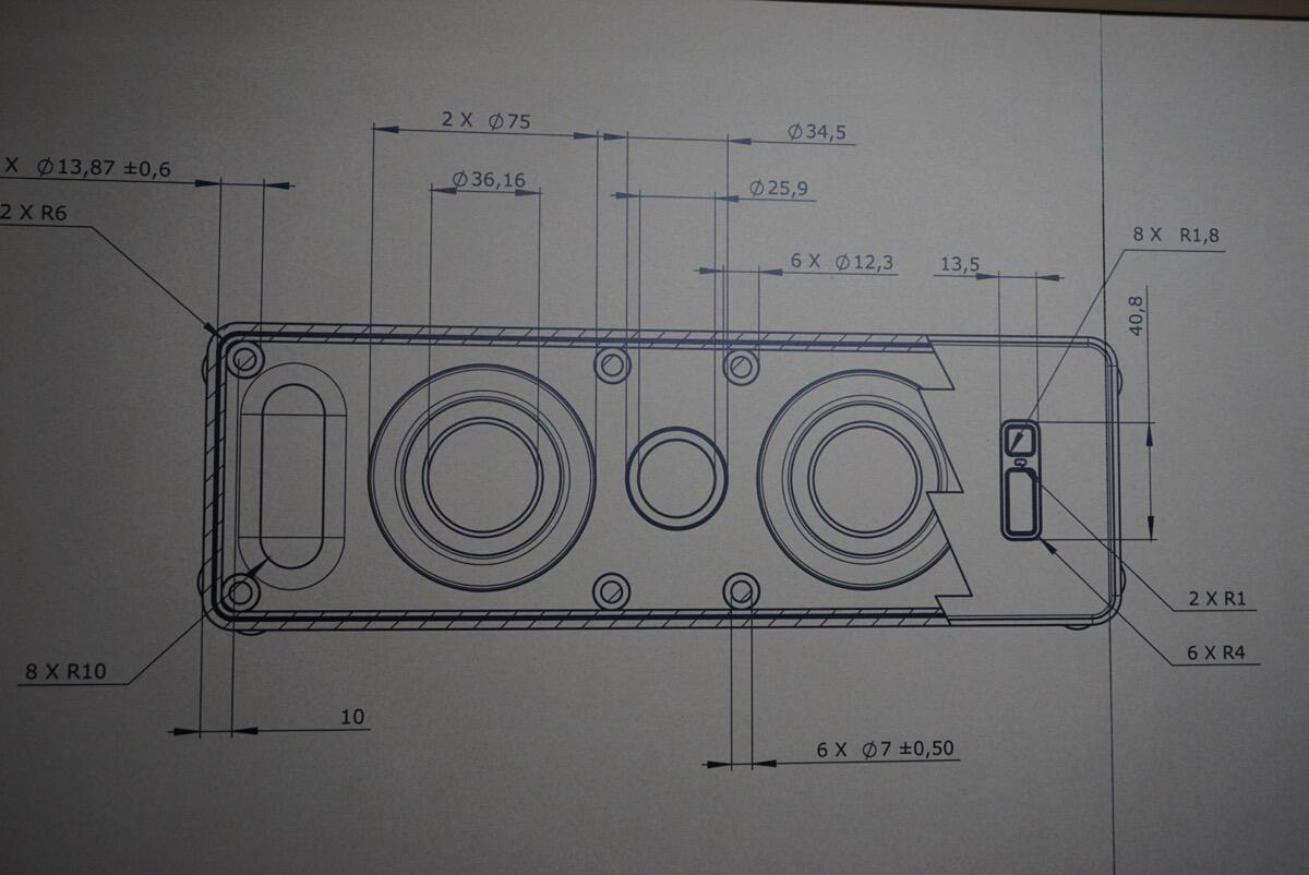 Ikea Symfonisk Skizze