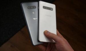 Samsung Galaxy S10 Lg V40 Vergleich1