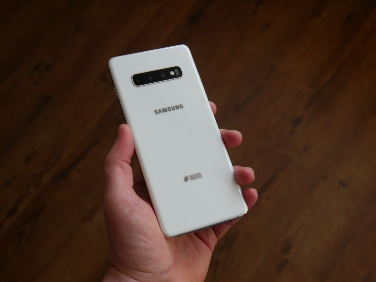 Samsung Galaxy S10 Test12