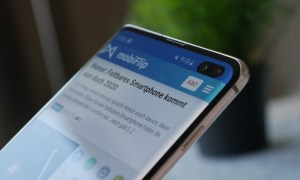 Samsung Galaxy S10 Test2