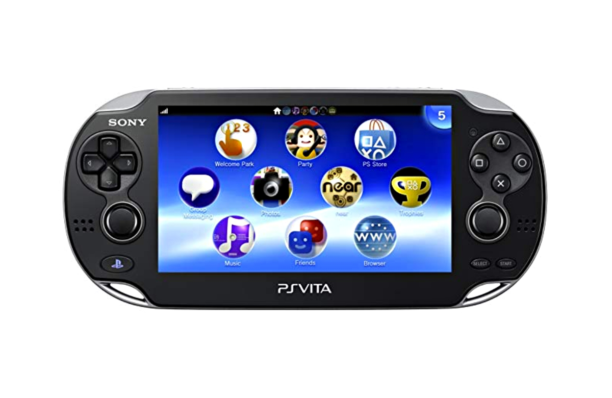 Sony Playstation Ps Vita Header