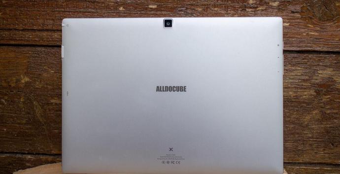 Alldocube X Back