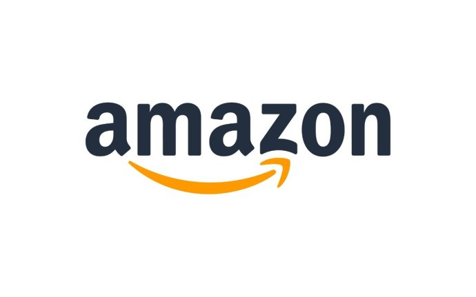 Amazon Logo Header