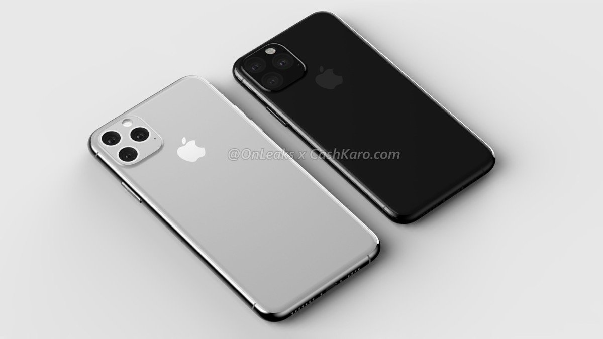 Apple Iphone 11 Max Render1
