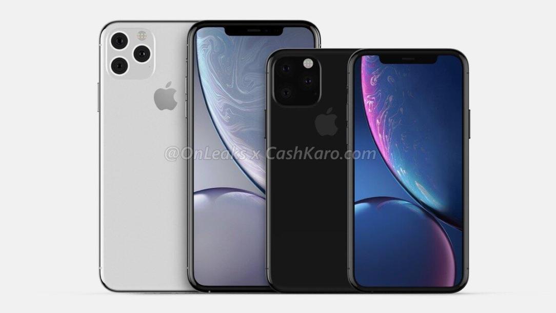 Apple Iphone 11 Max Render3