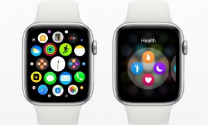 Apple Watch Watchos 6 Konzept Home Screen