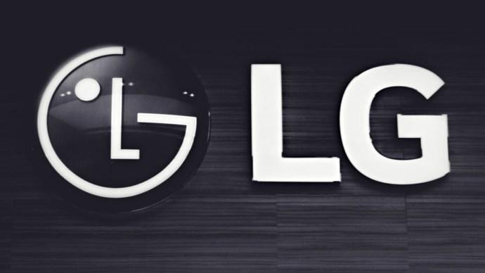 Lg Mobile Logo Header