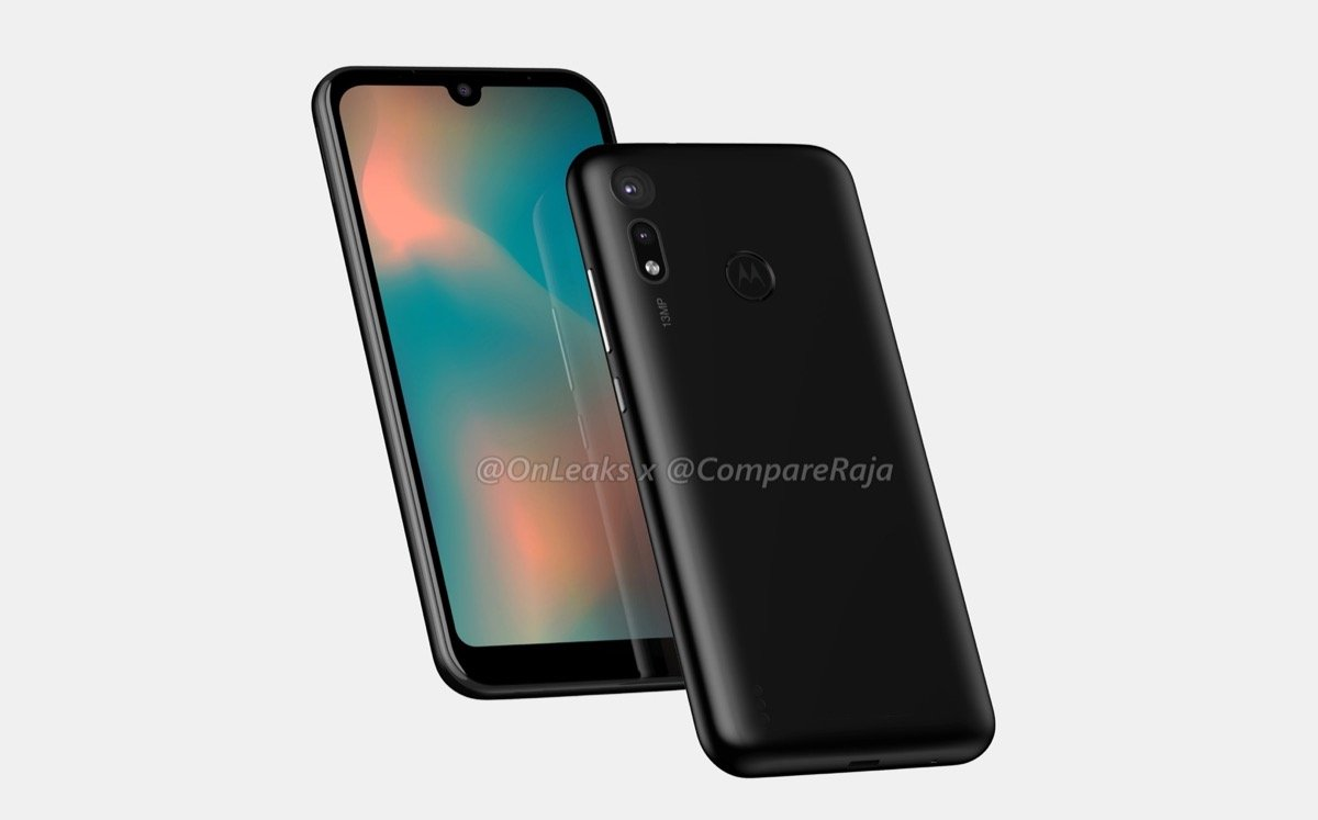 Motorola Moto P40 Play Leak Header