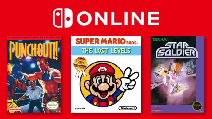 Nintendo Switch Online Spiele April