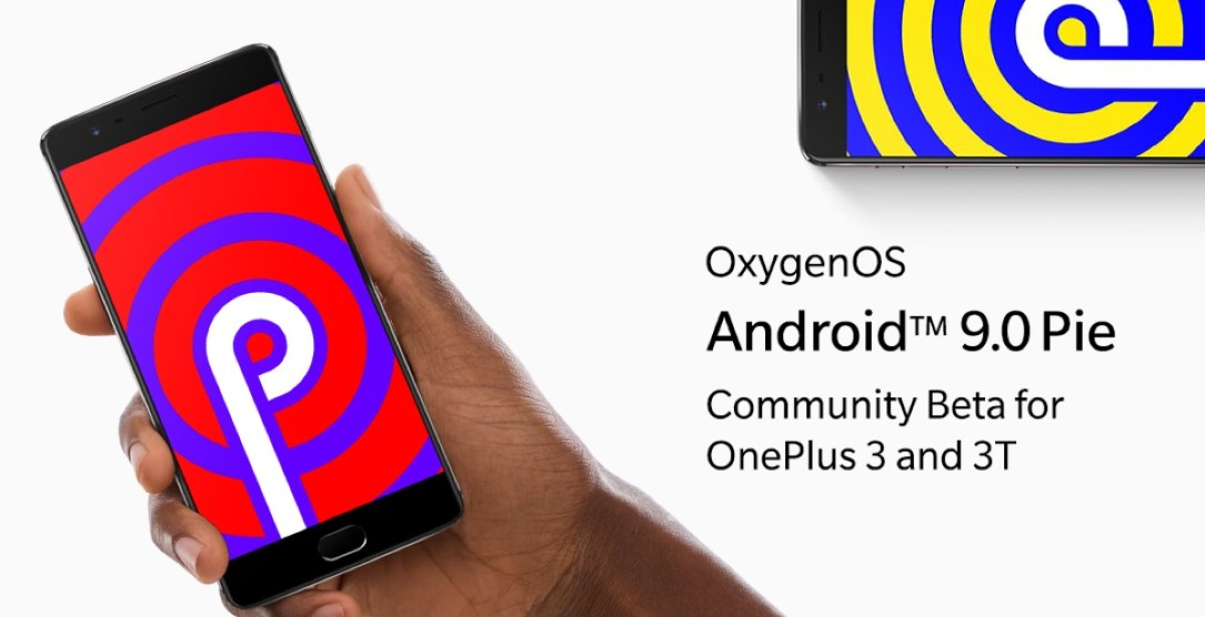 Oneplus 3 3t Pie Beta