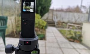Osmo Pocket Adapter Arca