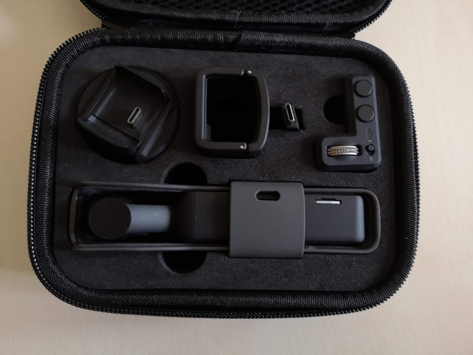 Osmo Pocket Adapter Huelle