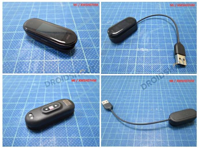 Xiaomi Mi Band 4 Leak Bilder