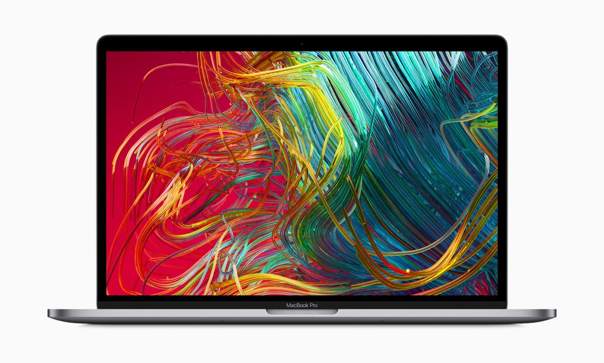 Apple Macbook Pro 2019 Header