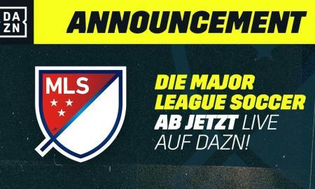 Dazn Mls Announcement