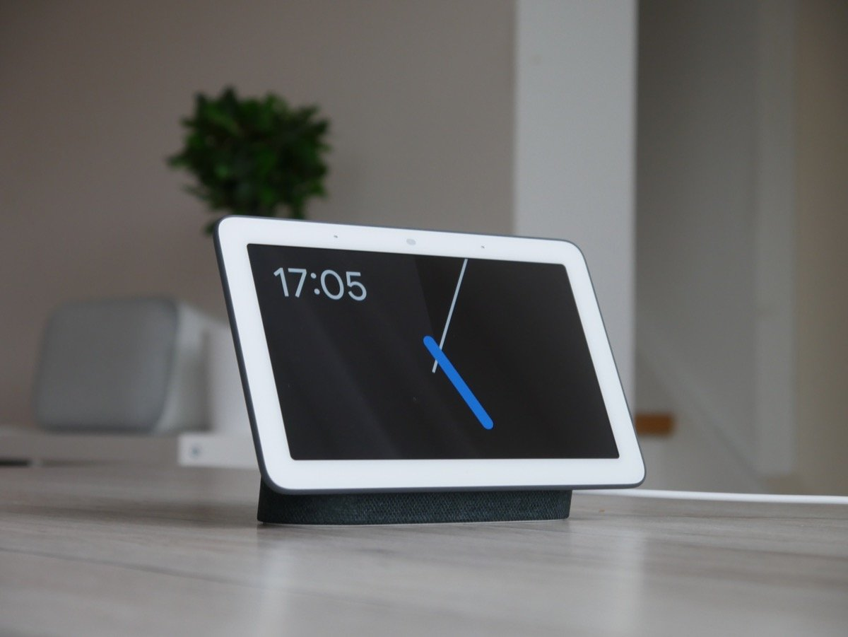 Google Nest Hub Test1