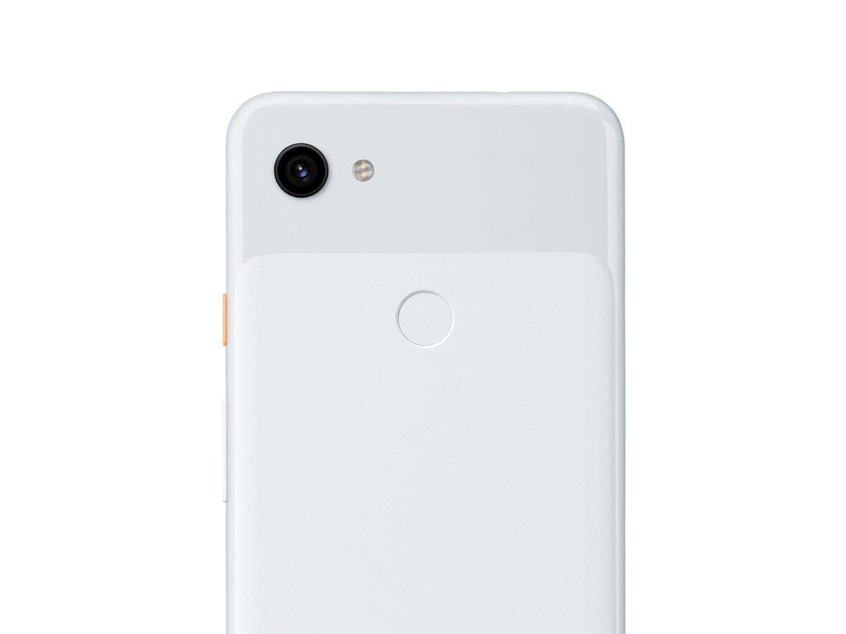 Google Pixel 3a Xl Weiss Kamera